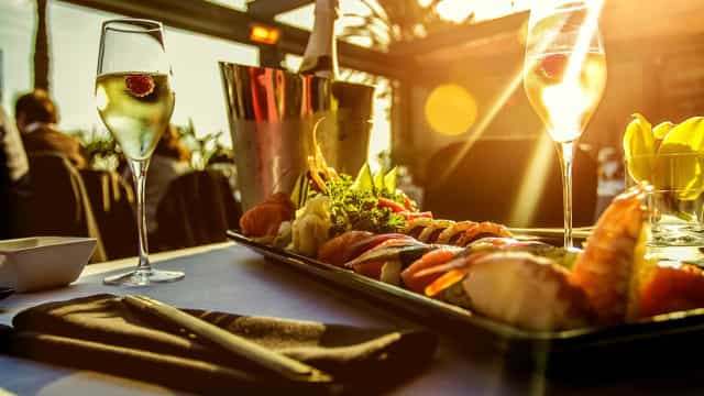 Sushi 'all you can eat' está de volta ao restaurante Bonsai