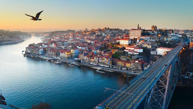 CNN: Lisboa tem os seus encantos, mas o Porto é melhor