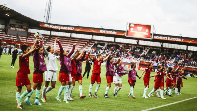 Terminou o sonho luso: Portugal perde com Inglaterra e está fora do Euro