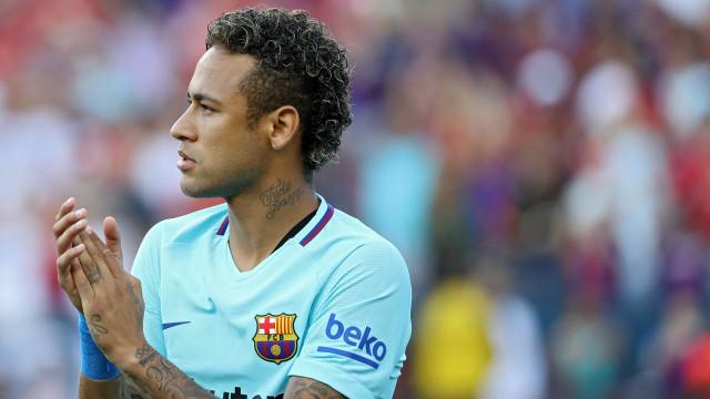 Liga Espanhola não vai aceitar o pagamento da cláusula de Neymar