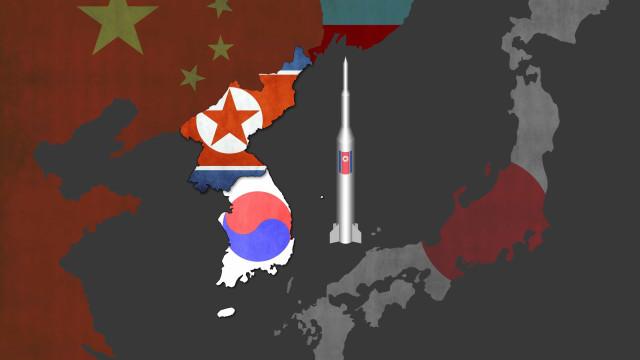 Coreia do Norte volta a testar mísseis e leva a avisos no Japão
