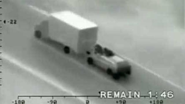 Desmantelada rede que furtava carga de camiões em movimento