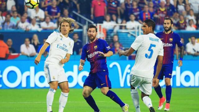 Loucura dos milhões: Sabe quanto vale o duelo entre Real Madrid e Barça?