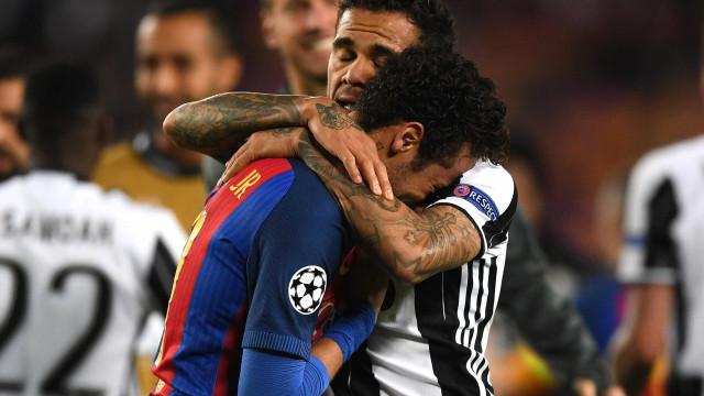 """""""O Neymar é que me aconselhou a vir para o PSG"""""""