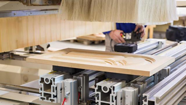 Exportações de mobiliário e colchoaria aumentam 5% até setembro