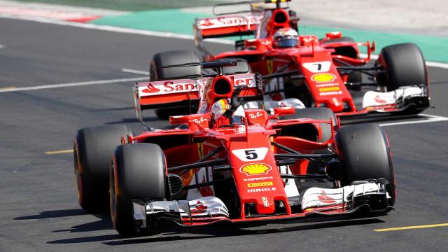 Raikkonen prepara-se para renovar pela Ferrari
