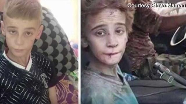Menino raptado pelo ISIS há três anos descoberto pela família na internet