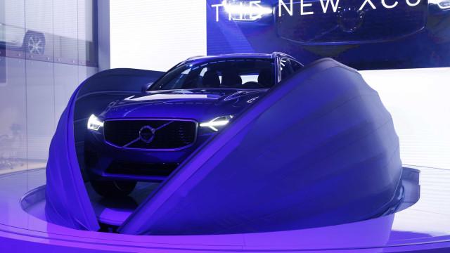 Volvo XC60 recebeu prémio Best Premium SUV. Saiba porquê