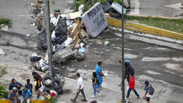 Em dia de eleições, morreram 10 pessoas na Venezuela
