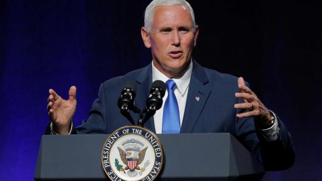 Vice-Presidente dos EUA acusa China de pretender derrubar Trump