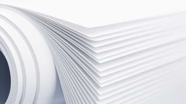 Navigator aumenta preço do papel fino partir de 15 de setembro