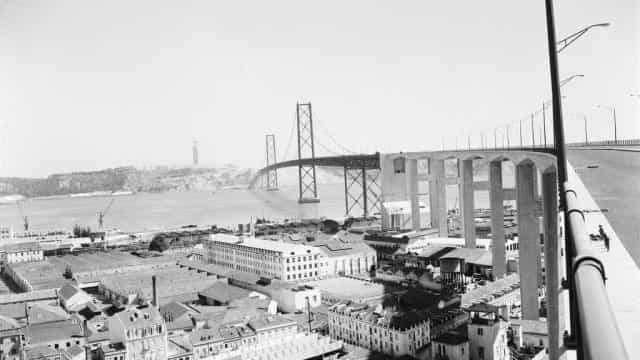 Ponte 25 de Abril: Três nomes entre a ditadura e a democracia