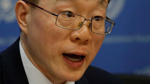 China responsabiliza EUA e Coreia do Norte pela escalada de tensão