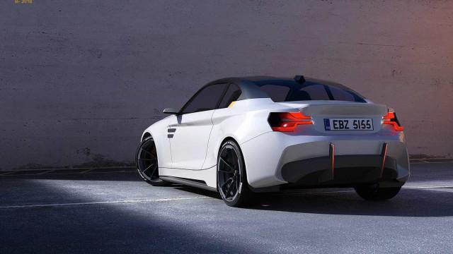 Gosta deste BMW iM2? Esta é a proposta de um estudante de design