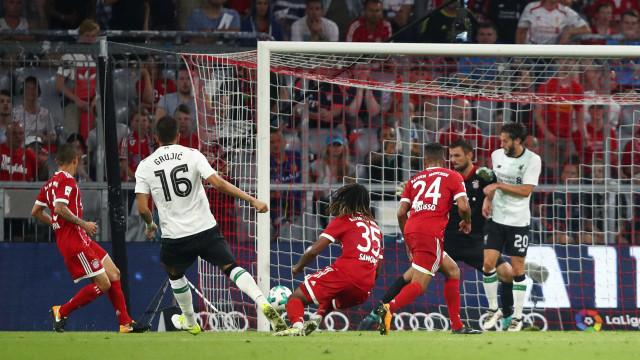 Bayern sofre pesada derrota em casa frente ao Liverpool