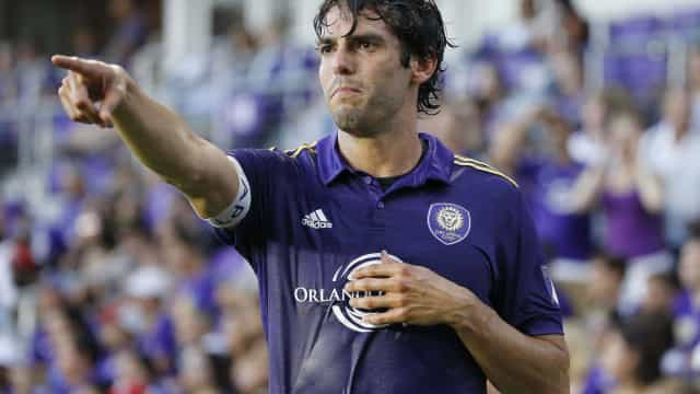Kaká não vai renovar com Orlando City e deixa futuro em aberto
