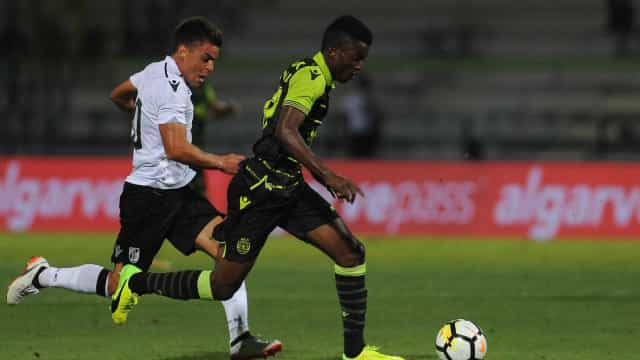 Sporting recusa emprestar Gelson Dala. Angolano convenceu Jesus