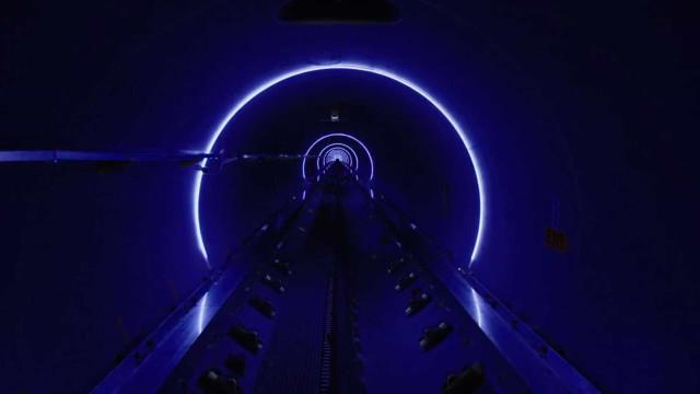 Eis a primeira viagem (mais acelerada) do Hyperloop