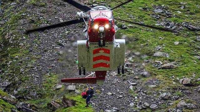 Resgate de 70 pessoas em curso em montanha na Irlanda do Norte