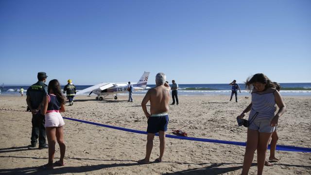 Homem atingido por avioneta era sargento da Força Aérea