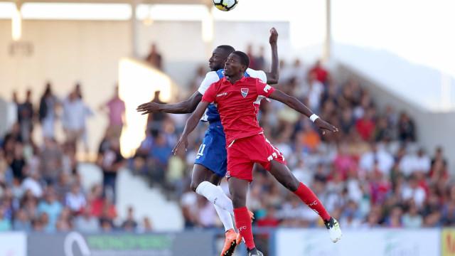 [1-1] Gil Vicente-FC Porto: Jogo equilibrado em Barcelos