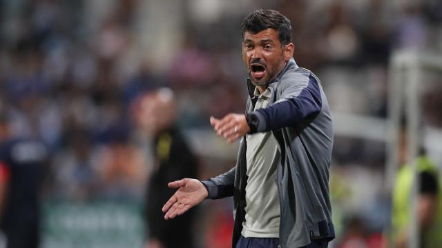 """""""Sérgio Conceição é um treinador à moda do FC Porto"""""""