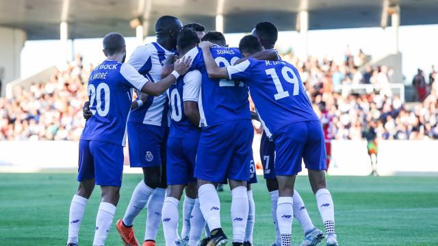 O dragão ganhou outra chama: O que mudou neste 'novo' FC Porto