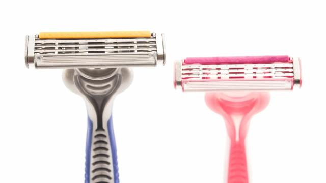 Esta é a verdadeira diferença entre as lâminas de homem e as de mulher