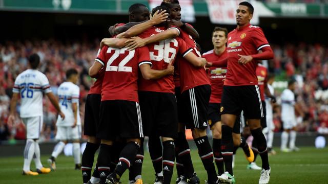 Manchester United vence Sampdoria na estreia de Matic
