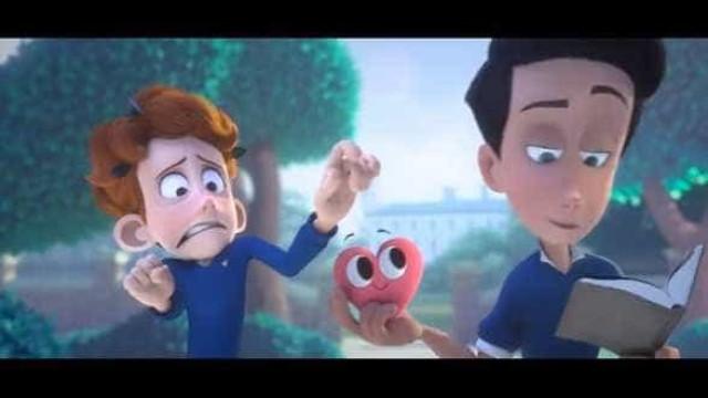 Internet encantada com filme de animação sobre o amor entre dois rapazes