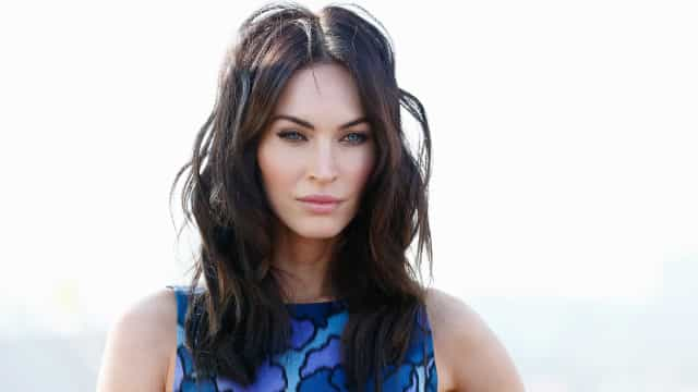 Megan Fox divulga imagens raras dos três filhos