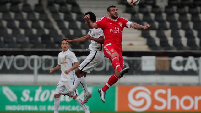 """""""Tudo o que sou devo ao Benfica. Seria um sonho voltar"""""""