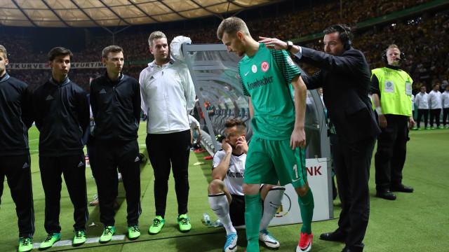 Hrádecký tem acordo com o Benfica