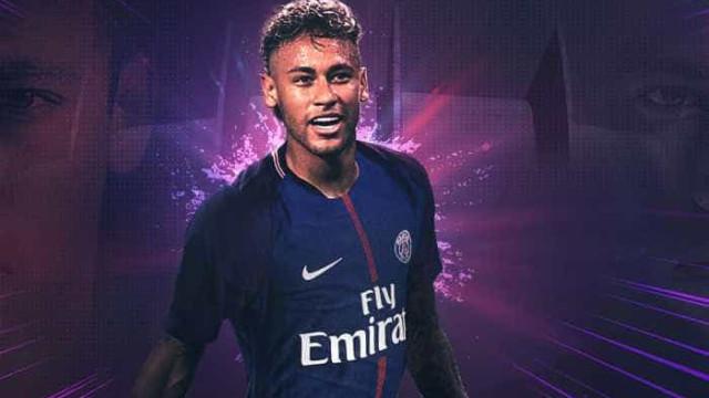 Oficial: Neymar é jogador do PSG