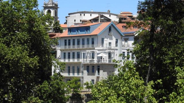 Em Amarante, um hotel histórico renasceu com uma nova cara
