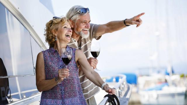 Os destinos turísticos ideais para a terceira idade