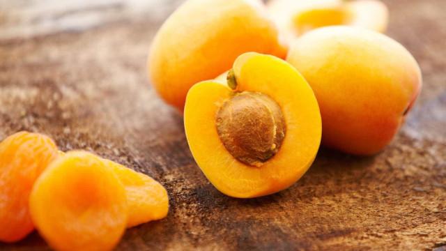 Damasco, uma fruta pequena com grandes benefícios