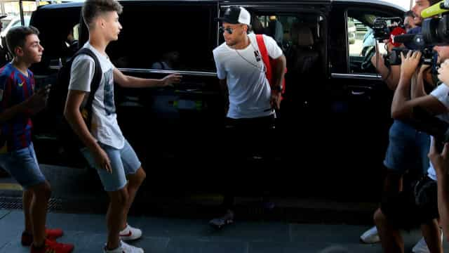 """Presidente do PSG entusiasmado com a chegada do """"melhor jogador do mundo"""""""