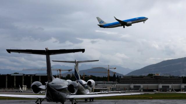 Cão e dona pedem 400 euros cada à KLM por atraso num voo