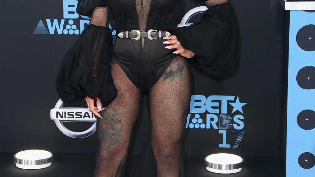 Blac Chyna quer ser a próxima Nicki Minaj