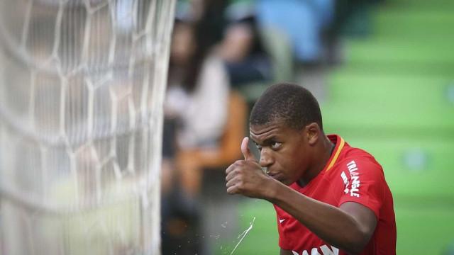 """""""Mbappé? Penso que dentro de dois ou três dias irá melhorar"""""""