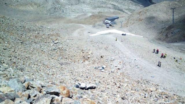 Avião cai em campo de férias na Suíça e mata três pessoas