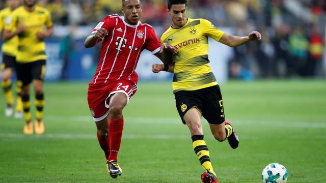 Bayern Munique conquista a Supertaça alemã após grandes penalidades