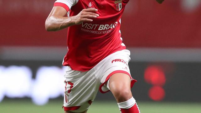 Sporting de Braga rejeitou sete milhões de euros por Rui Fonte