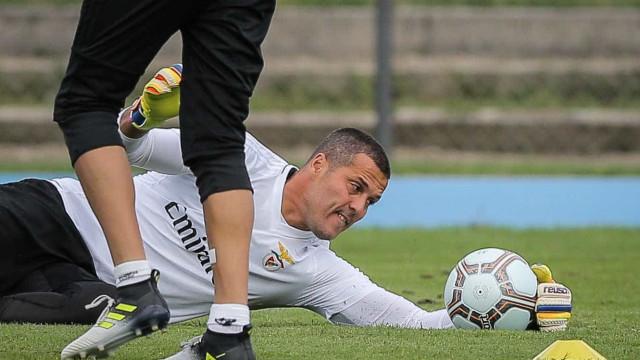 Oficial: Benfica confirma saída de Júlio César