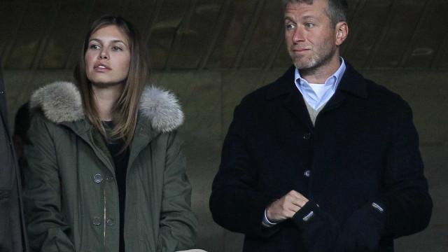 Roman Abramovich e Dasha Zhukova estão separados