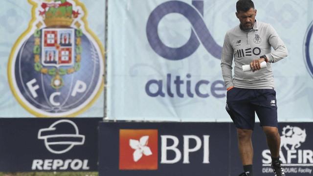 FC Porto prepara visita ao Mónaco sem André André e Otávio