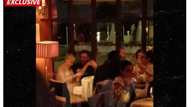 Empregados despedidos após divulgação de foto de Perry e Pattinson