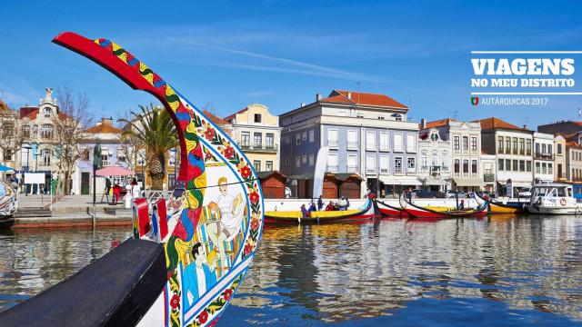 Viagens no Meu Distrito: Conheça os candidatos à Câmara de Aveiro