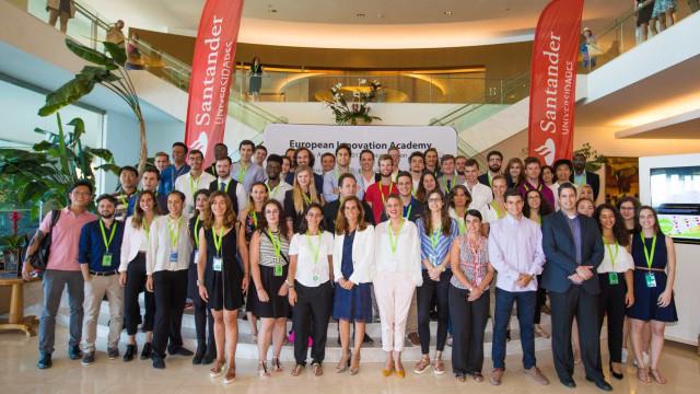 Vários portugueses entre os vencedores da European Innovation Academy